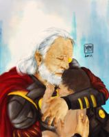 Son of Odin: My son by MadMoro