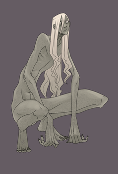 Ghoulie by milo2