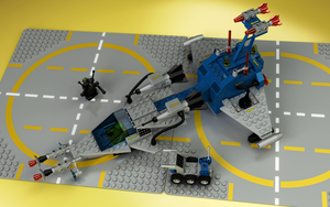 LEGO 6931 FX Star Patroller by zpaolo