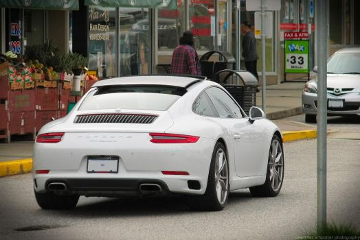 991 MkII by SeanTheCarSpotter