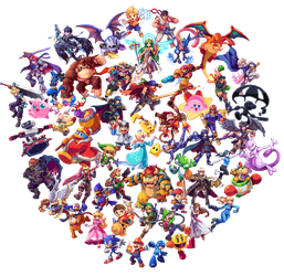Smash4 (DLC update) by AbyssWolf