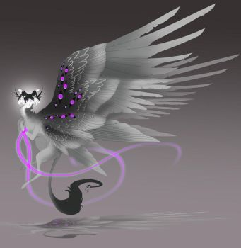 Archangel adoptable: CLOSED by Tytoz