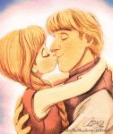 You can kiss me by MoonchildinTheSky