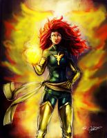 Phoenix by Mark-Clark-II