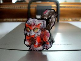 Paperchild 751.Pokemon#645 - Landorus