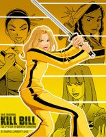 Kill Bill by GabeLamberty