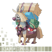 Carrimule by Malamarvellous