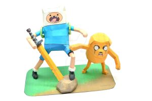 Adventure time !!!! by henrydig