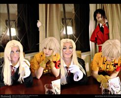 Hellsing: Surrounded by Pervs by Redustrial-Ruin