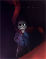Undertale | * you are gonna have a BAD time, kiddo by SpanishPandaHero