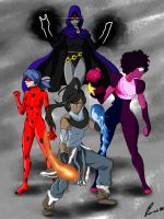 All as One by Xenethis-Chimera
