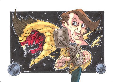 DR WHO 2010 no 13 by leagueof1