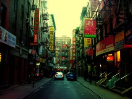 Chinatown by Excalibur908