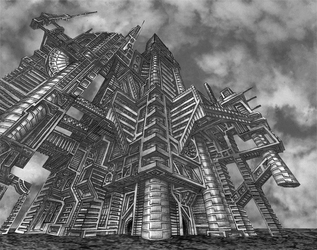 Arcology Original File by AriBach