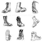 A study in boots by Spectrum-VII