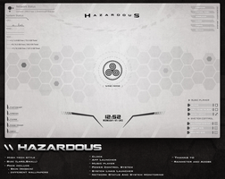 Hazardous by DarknesFreak