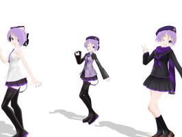 MMD Lat Defoko my ver download by midnighthinata