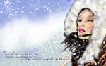 Winter Wallpaper by Miss-Chili