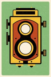 Rolleicord Camera by Indy-Lytle