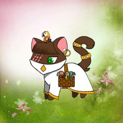 For the Castle Cats: Ptindia by Keeka-Snake