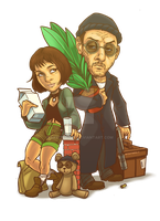 LEON - THE PROFESSIONAL by SAYOMADEIT