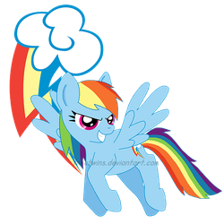 Dashie by ToonTwins