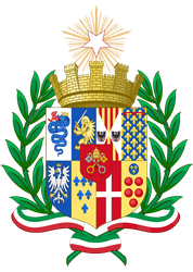 Coat of arms for an Italian Confederation by Ricbolog1310