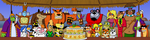 Crash Bandicoot 20th Anniversary Celebration by fretless94