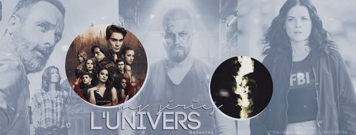L'univers des series by N0xentra