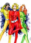 Totally Spies by emalterre