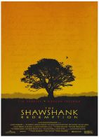 Shawshank Redemption Poster by 3ftDeep by 3ftDeep