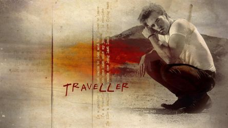 Chris Pine - Traveller - Version 1 by ireneglory