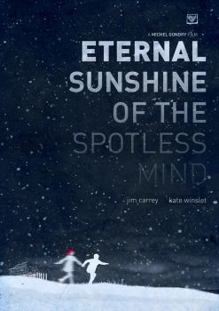 Eternal Sunshine of the Spotless Mind by elemenation