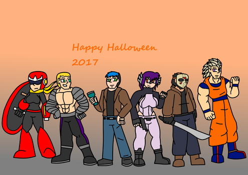 Happy Halloween 2017! by Jmp01