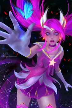 Star Guardian Lux by A1AYNE