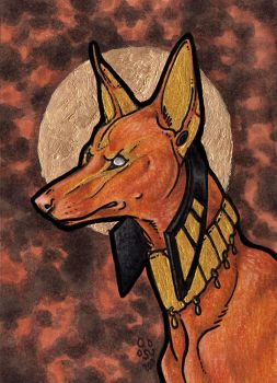 ACEO - Al Azhar by BloodhoundOmega