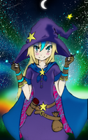 Witch of the stars by Ryukky