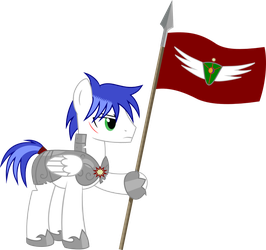 Spear of Unity by RyouXIII