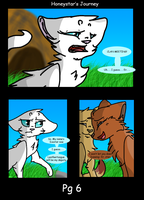 Honeystar's Journey Pg 6 by ThatCreativeCat
