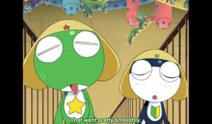 Tamama x Keroro 63 by tackytuesday
