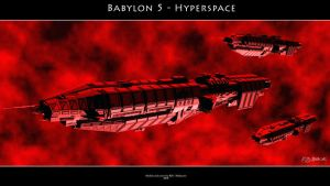 Babylon 5 - Hyperspace by Mallacore
