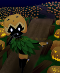 Art Gift: Pumpkin patch by Natolii