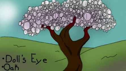 The Eyes of the oak by Aethelon