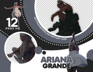 Png Pack 3673 - Ariana Grande by southsidepngs