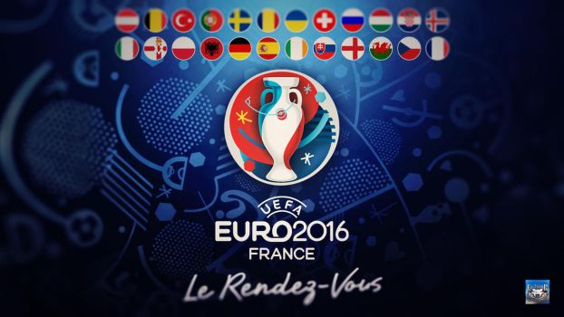 Uefa Euro 2016 Wallpaper by eduard2009