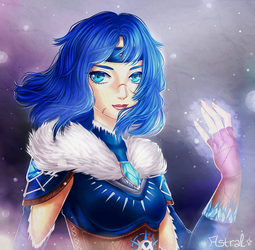 Aurora [gift] by Astral-Chan