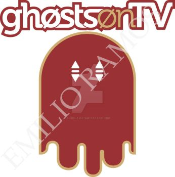 Ghosts on TV by ricosuave413
