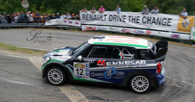 Mini John Cooper WRC by saross89