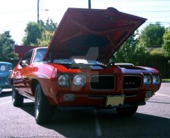 1970 GTO by focallength