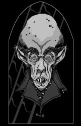 Count Orlok Flat 4x6 by stoneindian